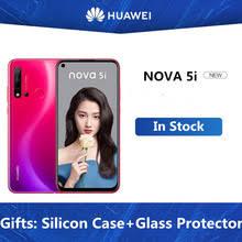 Оригинальный мобильный <b>телефон HuaWei Nova</b> 5i 4G LTE Kirin ...
