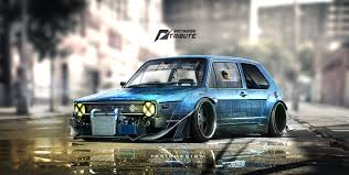 Do People Make Cars Like This What Ar They Called Dope Stance