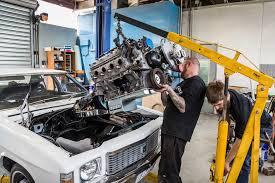 Castlemaine Rod Shop Holden HJ Kingswood <b>LS conversion</b>
