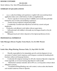 sample sales resume   resume expressbefore version of resume  sample sales resume
