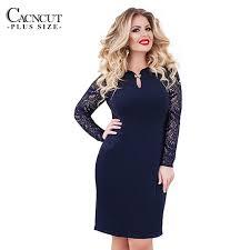 <b>6XL</b> Sexy Blue Lace Dress <b>Women Plus Size</b> Dresses Large Size ...