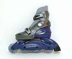 <b>Раздвижные роликовые</b> коньки <b>Trans Roller</b>, размер 34-37 Х15562