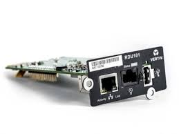 Liebert <b>IntelliSlot</b> RDU101 <b>Communications Card</b> | Monitoring