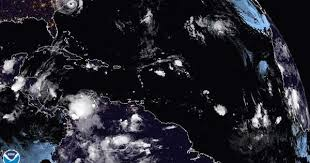 Tropical Storm Humberto could form from storm following Hurricane ...