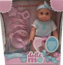 <b>Кукла S</b>+<b>S TOYS</b> YL1707A Пупс DOLL&ME