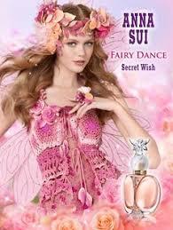 <b>Anna Sui Fairy Dance</b> Secret Wish - A Magical Fairy Tale Pefume ...