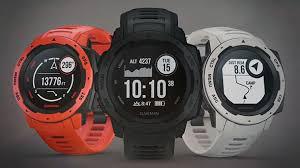 <b>Garmin Instinct</b> - ударопрочные и водонепроницаемые смарт-<b>часы</b>