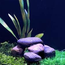 <b>Saim Aquarium</b> Stone Ornament Decorative <b>Rock Fish Tank</b> ...