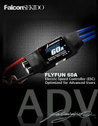 <b>Hobbywing Flyfun V5</b> 60A ESC HWI30214101   Radio System - RC ...