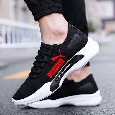 Ready Stock Men's <b>Mesh Sports Shoes</b> Non-slip Breathable Soft ...