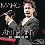Live from New York City album by Marc Anthony