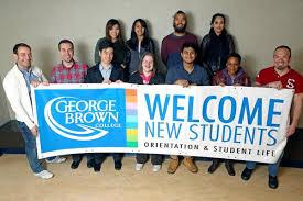 Kết quả hình ảnh cho george brown college