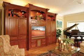 custom built cherry entertainment center traditional living room built furniture living room