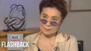 <b>Yoko</b> Ono Says <b>John Lennon's</b> Honesty May Have Led to His Murder