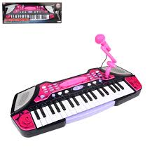 <b>Музыкальный инструмент Zhorya Синтезатор</b> с микрофоном, 37 ...