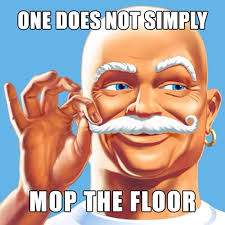 Mr Clean Memes | Know Your Meme via Relatably.com