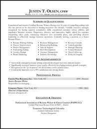 Targeted Samples Resume Job Description   SinglePageResume com SinglePageResume com