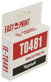 <b>Картридж EasyPrint IE-T0481</b>, совместимый — купить по ...
