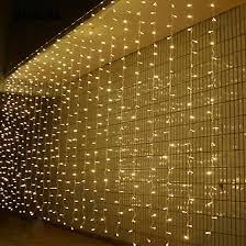 Shop <b>JULELYS 6M x 5M</b> 960 Bulbs LED Curtain Window String ...