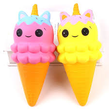 [Bayar Di Tempat]20CM <b>Kawaii Ice Cream</b> Squishy <b>Jumbo</b> Squeeze ...