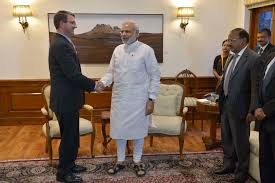 u s department of defense photo essay u s defense secretary ash carter left meets n prime minister narendra modi in