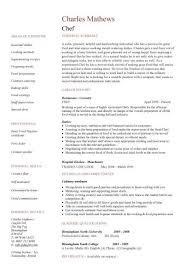 chef resume cover letter  tomorrowworld copic chef resume head chef resume sample executive chef cover letter