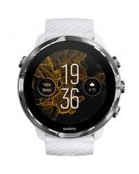 Купить часы <b>Suunto 7</b> HR 7-HR-WHT | Интернет-магазин RunLab