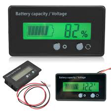 <b>1pc 12V 24V 36V</b> 48V LCD Acid Lead Lithium Battery Capacity ...