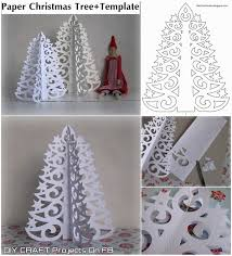 paper christmas tree printable template step by step paper paper christmas tree printable template step by step