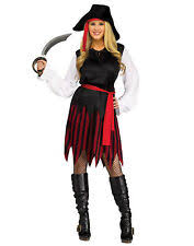 Size M/L <b>Pirate</b> Costumes for <b>Women</b> for sale | eBay