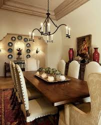 ann james interiors interiors mediterranean dining room love the white upholstered chairs with the dark rustic brown table apothecary style furniture patio mediterranean