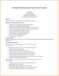 college resume sample  seangarrette coresume examples for college students college graduate accounting resume example page    college resume