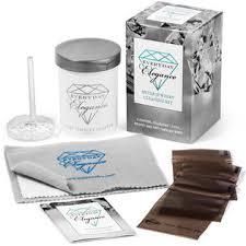 Everyday Elegance <b>Jewelry</b> Silver <b>Jewelry Cleaning Solution</b> Kit ...
