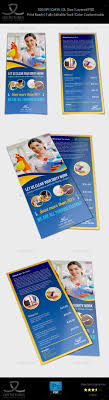 brochure commercial cleaning brochure template commercial cleaning brochure template ideas medium size