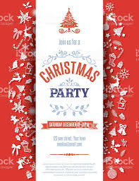 red christmas party invitation template stock vector art 494590790 christmas event holiday event reindeer snowflake red christmas party invitation template royalty