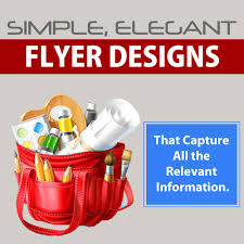 aesthetic flyer designs economical flyers stylish designs auxano simple elegant flyer designs that capture all the relevant information