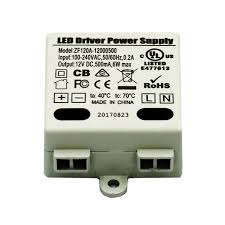 Online Shop DC <b>12 Volt Power Supply 12V LED</b> Driver 6W 12W ...