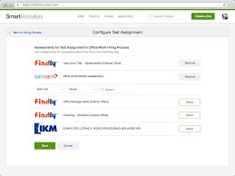 skills assessment background check smartrecruiters skills assessment workflows