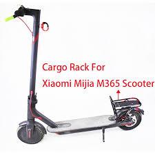 DIY Xiaomi Mijia M365 <b>Scooter Electric Skateboard</b> Carrier <b>Luggage</b> ...