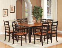 Square Dining Room Table With 8 Chairs Square Percent Discount Solid Wood Square Dining Table With Chairs