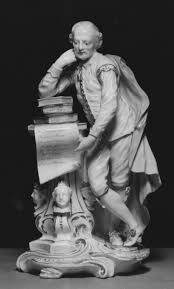 why was shakespeare s death such a non event at the time a derby porcelain figure of shakespeare modelled after the statue of 1741 by peter scheemakers in poets corner wikimeida images