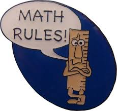 """Image result for """"math rules"""""""