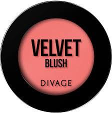"""DIVAGE <b>Румяна компактные</b> """"VELVET"""", тон № 8702 — купить в ..."""