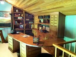 quarter sawn white oak custom built deskoffice asian home office built office desk