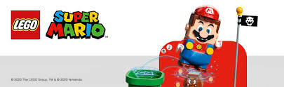 <b>LEGO Super Mario</b> | An exciting, new, interactive play experience ...