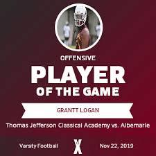 Thomas Jefferson Classical Academy (Mooresboro, NC) Football