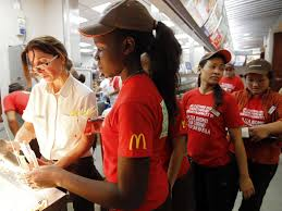what self serve kiosks at mcdonald s mean for cashiers business what self serve kiosks at mcdonald s mean for cashiers business insider