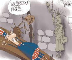 Obama Tortures by Political Cartoonist Gary McCoy via Relatably.com