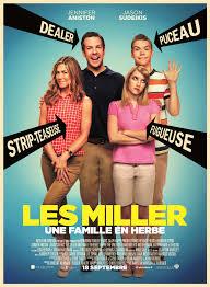 Les Miller, une famille en herbe - film 2013 - AlloCiné