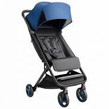 Детская <b>коляска Xiaomi MITU Baby</b> Folding Stroller (синяя) от ...